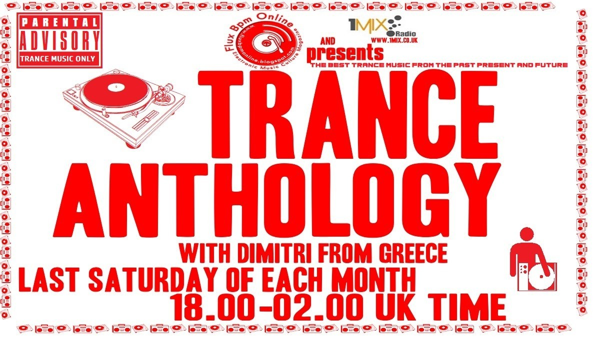 Trance Anthology